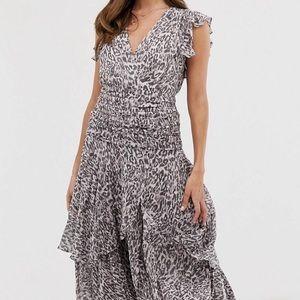 Midi dress by AllSaints